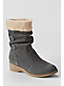 Women's Regular Back-lace Chalet Suede Boots