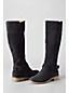 Women's Regular Suede Knee-high Boots