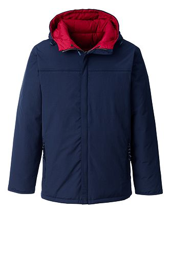 Reversible Down Squall Jacket 432895: Regiment Navy
