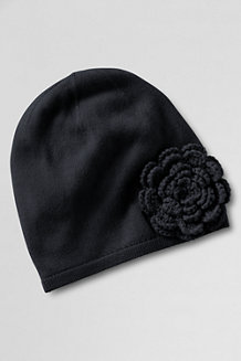 Women's Petal Knit Hat