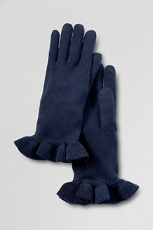 Women's Petal Knit Gloves