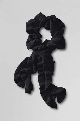 Women's Petal Knit Scarf