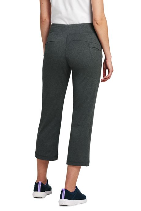 Women's Tall Active Capri Yoga Pants