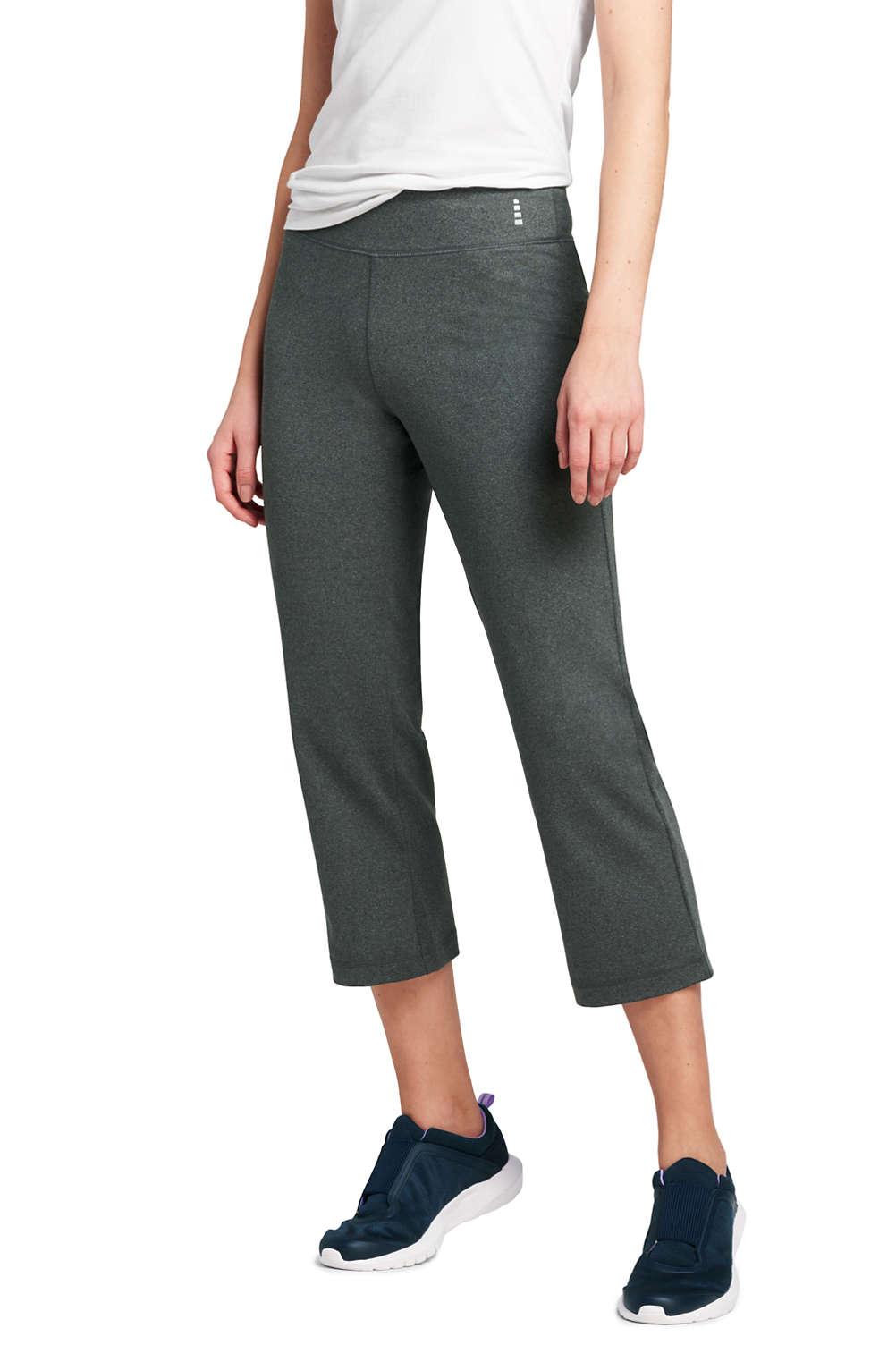 211aa3373b Women s Activewear Sport Crop Pants from Lands  End