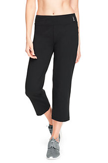 Women's Cropped Workout Pants