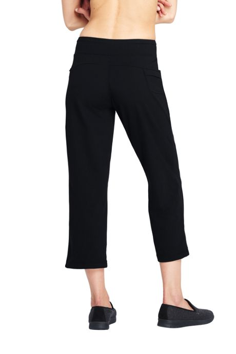 Women's Active Capri Yoga Pants