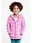 Girls' Printed ThermaCheck-200 Hoodie