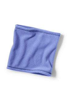 Girl's Plain Fleece Neck Warmer