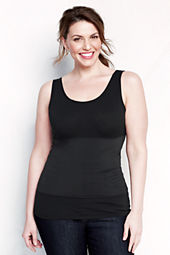 Women's Plus Size Yummie Tummie Girlfriend Cami
