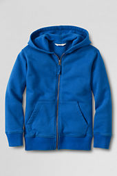 Boys' Fleece Full-zip Hoodie