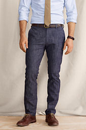 Men's Elston 608 Slim Fit Chambray Pants