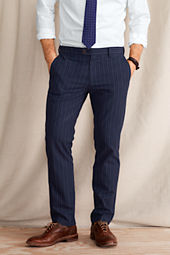 Men's Elston 608 Slim Fit Mourning Stripe Pants