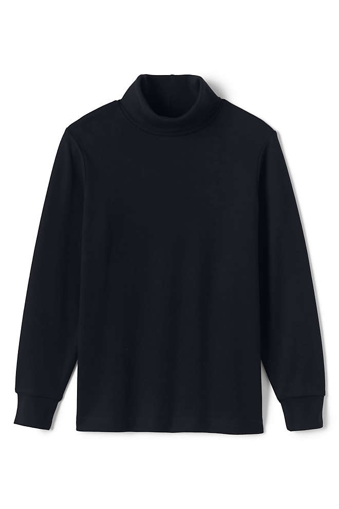 School Uniform Kids Turtleneck, Front