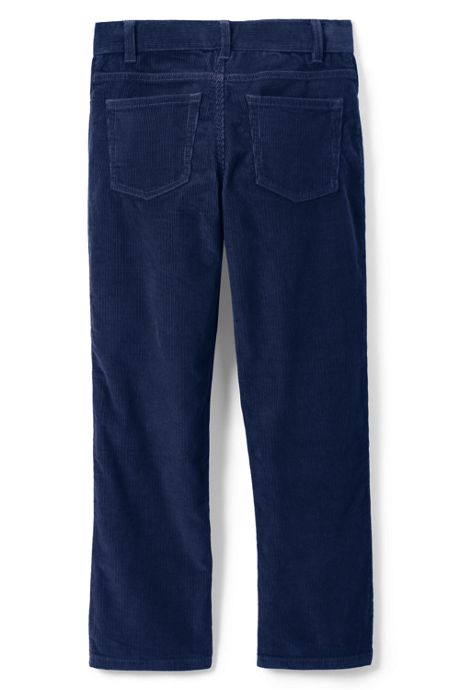Little Boys Slim 5-pocket Corduroy Pants