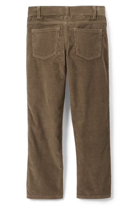 Boys Husky 5-pocket Corduroy Pants