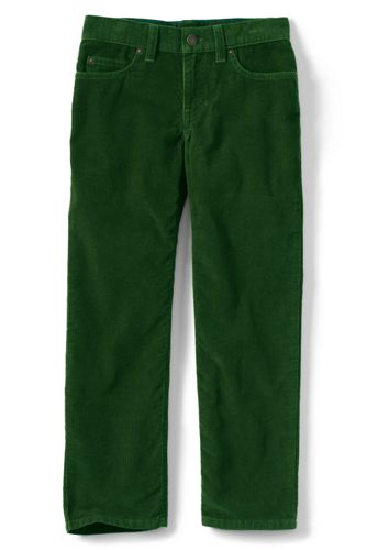 Toddler Boys' Cord Jeans
