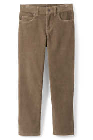 School Uniform Little Boys 5-pocket Corduroy Pants