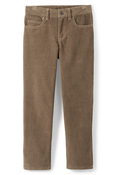 Boys 5-pocket Corduroy Pants from Lands' End