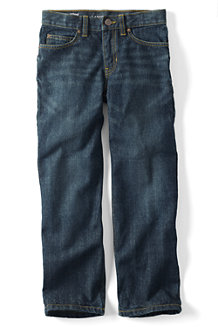 Boys' Iron Knee Relaxed Fit Jeans