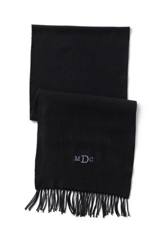 Kaschmirweicher Schal für Herren