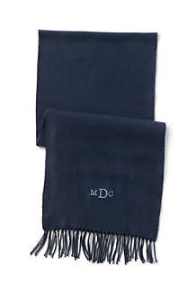 Men's CashTouch Plain Scarf