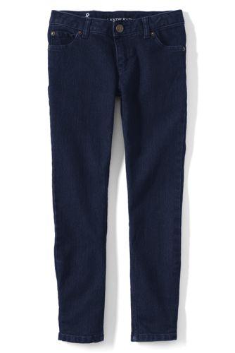 Schmale Jeans für kleine Mädchen