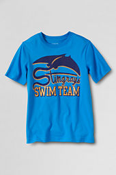 Boys' Short Sleeve Stingrays Graphic T-shirt