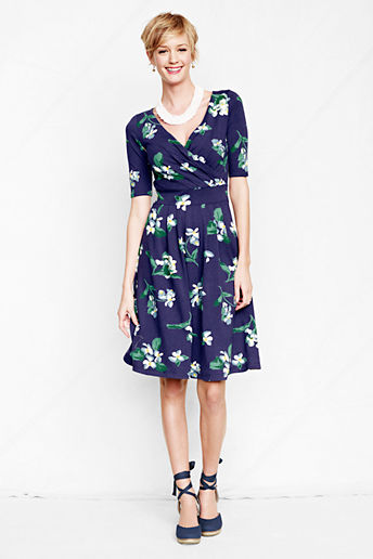 Flattering50 Spring Dresses For Women Over 50