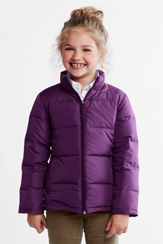 Little Girls' Down Jacket