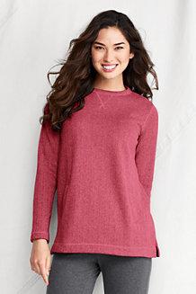 Women's Sweater Fleece Tunic
