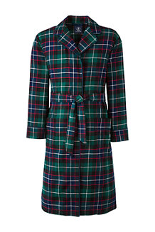Men's Regular Flannel Dressing Gown