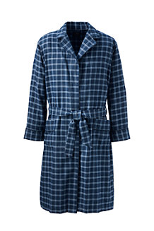 Men's Flannel Dressing Gown