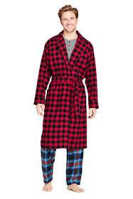 Men's Flannel Robe
