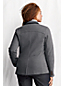 Women's Plus Herringbone Knit Blazer