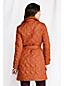 Isolierter Stepp-Mantel für Damen