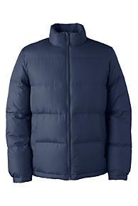 Men's Down Jackets, Parkas & Coats - Sale from Lands' End