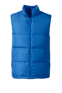 Men's Essential Plain Down Gilet