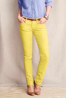 Womens Yellow dress Slacks | TRENDY STYLE