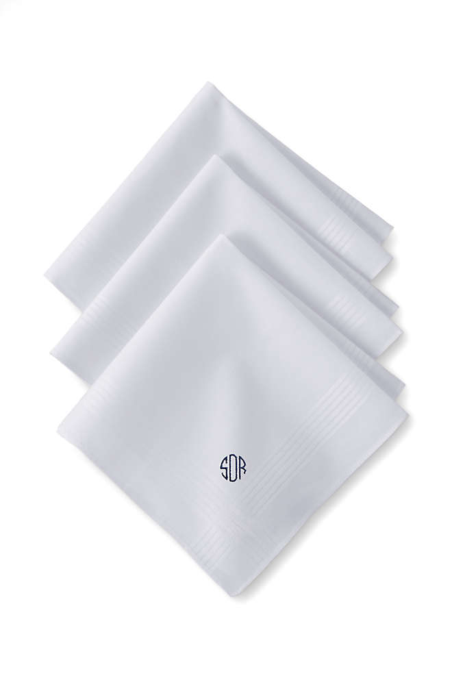 Men's Handkerchiefs (3-pack), alternative image