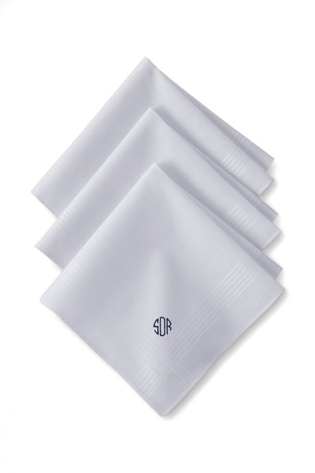 Men's Handkerchiefs (3-pack)