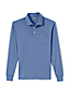 Men's Regular Long Sleeve Supima® Polo with pocket
