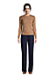 Pantalon Sport Knit Aspect Denim, Femme Stature Haute
