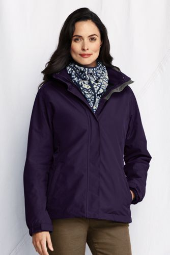 Women's Regular Versatile 3-in-1 Squall Jacket