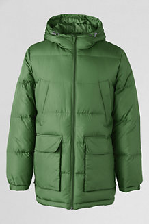 Men's Hooded Down Parka