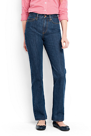 84eb94f39f56 Women's Straight Leg High Waisted Jeans