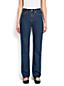 Bequeme Medium Rinse Straight Jeans für Damen in Petite-Größe