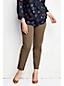 Le Pantalon Twill Zip Latéral Coupe 2 Femme, Grande Taille