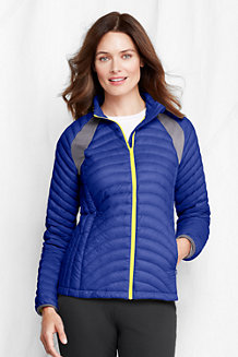 Women's Lightweight Hybrid Down Jacket