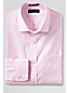 Men's Regular Patterned Slim Fit Easy-iron Spread Collar Pinpoint Shirt