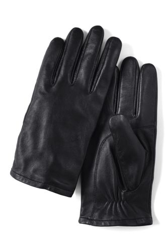 Men's EZ Touch Leather Gloves